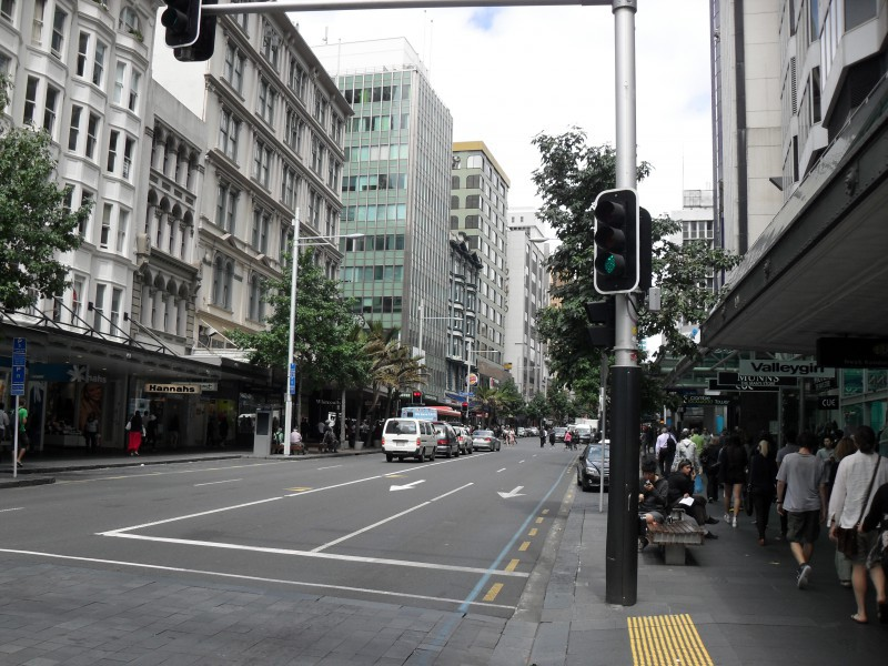 Auckland Central