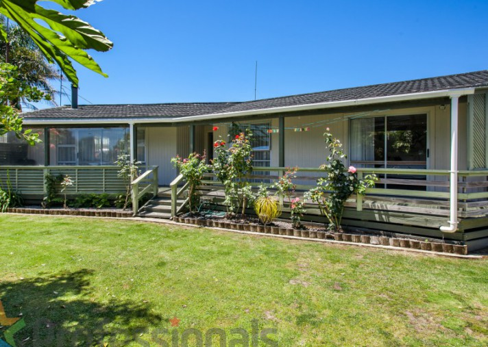 27 Puriri Crescent , Edgecumbe