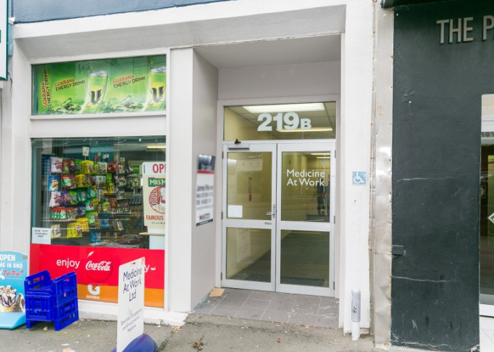 Unit G4 Richard Pearce House, 219b Willis Street, Te Aro