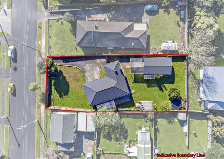 1 Puriri Road, Manurewa