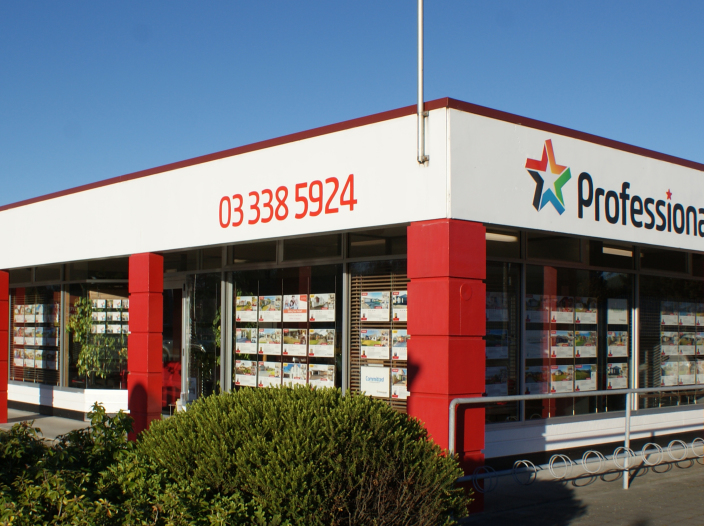 Professionals Christchurch Ltd - Property Management