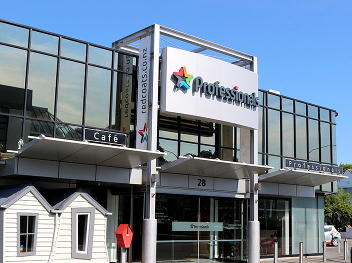 Redcoats Limited - Lower Hutt