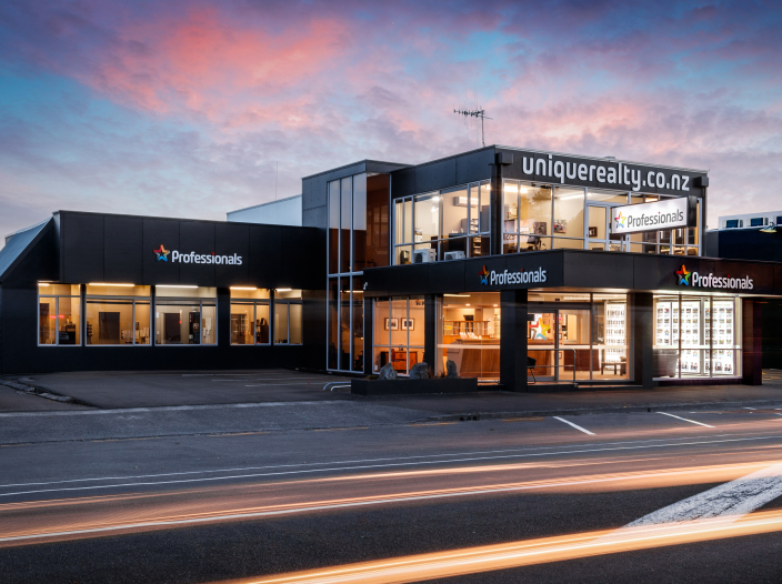 Unique Realty Limited - Palmerston North