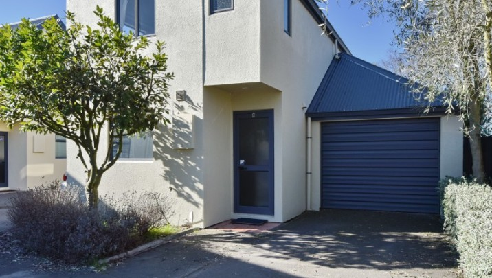 Unit 8, 31 Ely Street, Christchurch Central