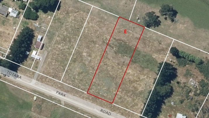 Lot E Totara Park Road, Foxton