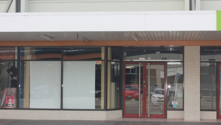 45 King Street, Central
