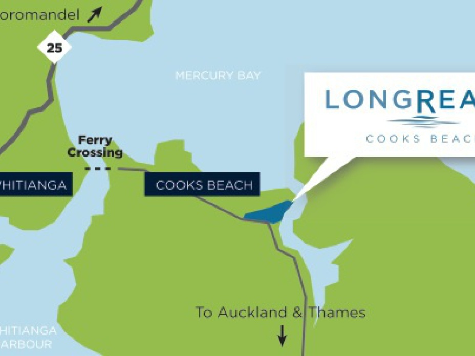Lot 89 Longreach Sections - Stage 2, Cooks Beach