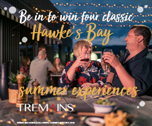 I cam for a Hawke's Bay summer #3
