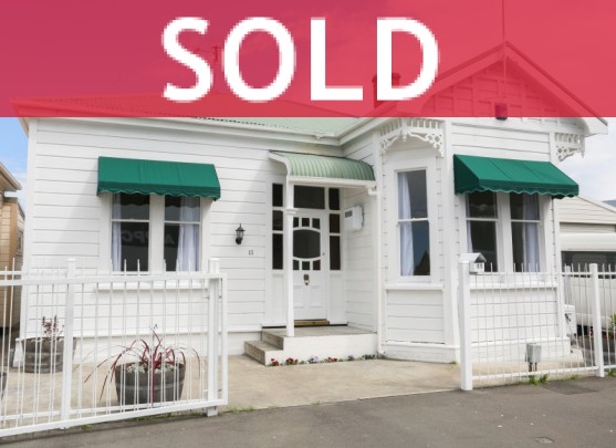 11 Wellesley Road, Napier South